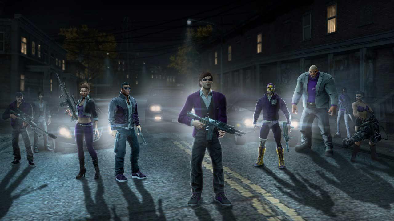 Volition Releases Saints Row IV Dev Diaries | mxdwn Games