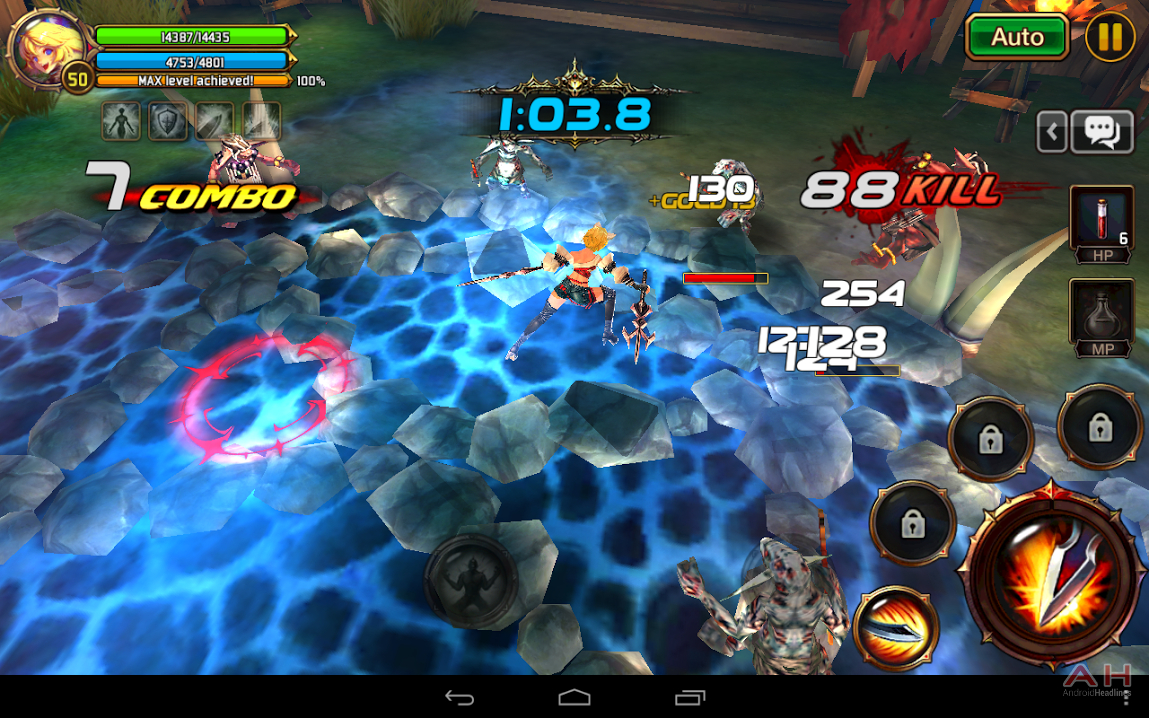GAMEVIL Releases Kritika: Chaos Unleashed | mxdwn Games