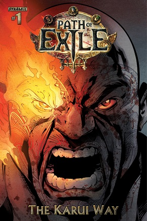 """Acclaimed PC Game, """"Path of Exile,"""" to be Released as Graphic Novel"""