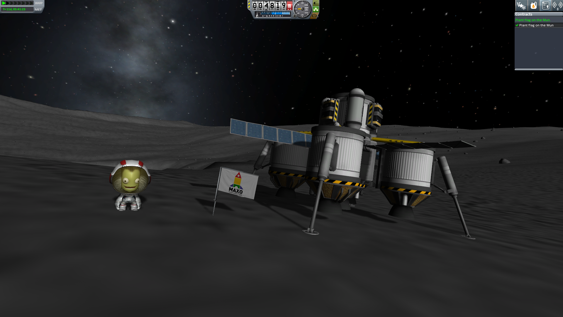 Kerbal Space Program Launches Shiny New Update | mxdwn Games
