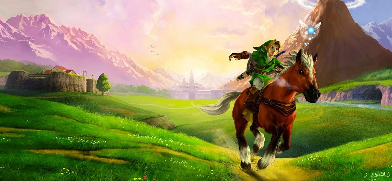 Netflix Live-Action 'Legend of Zelda' Series in the Works