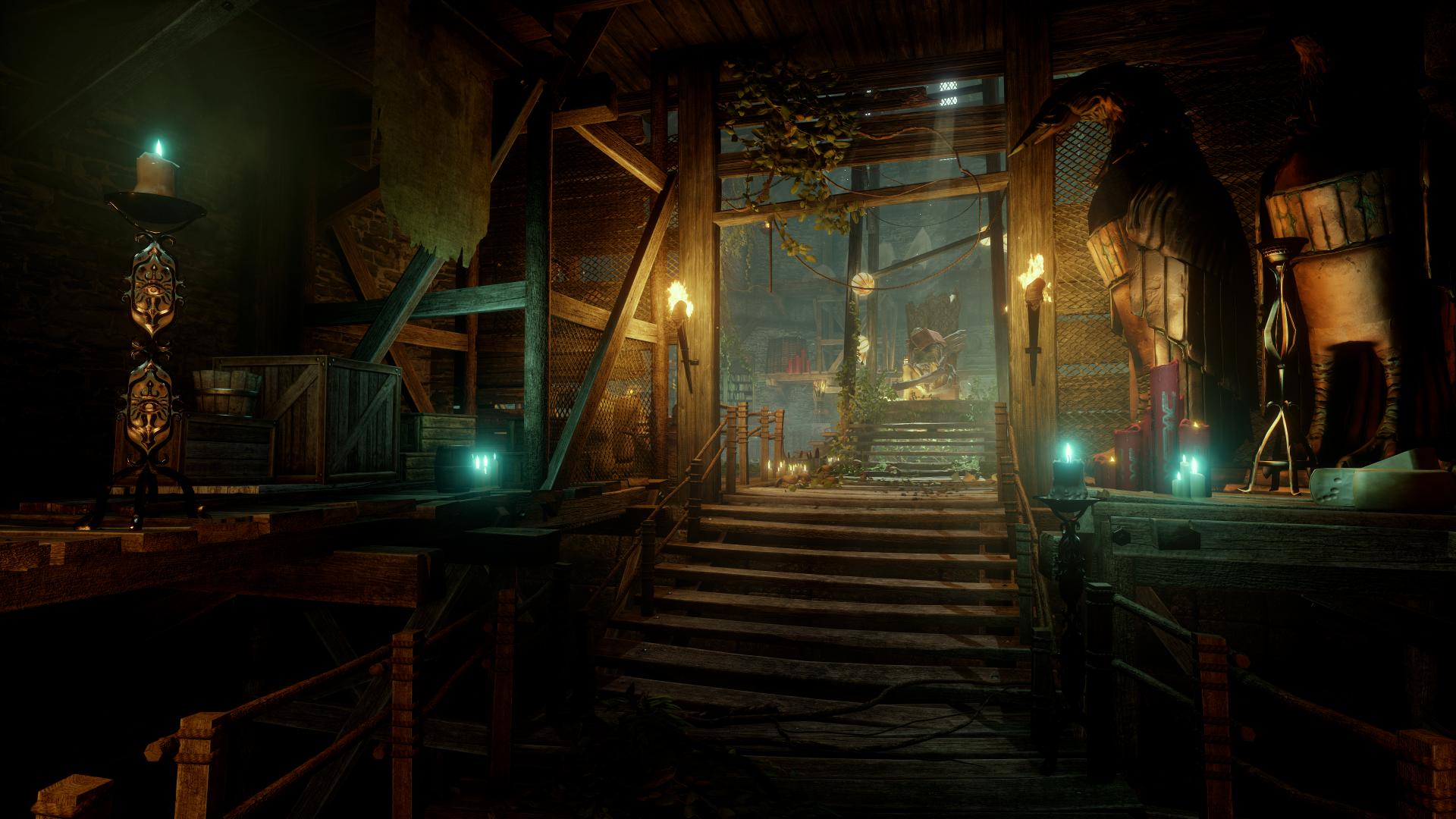 Giant Dragon Age Inquisition Patch Introduces New Features