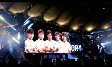 Riot Games Announces Samsung White League of Legends Championship Skins
