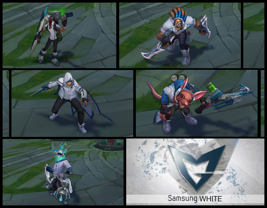 Championship Skins Will be