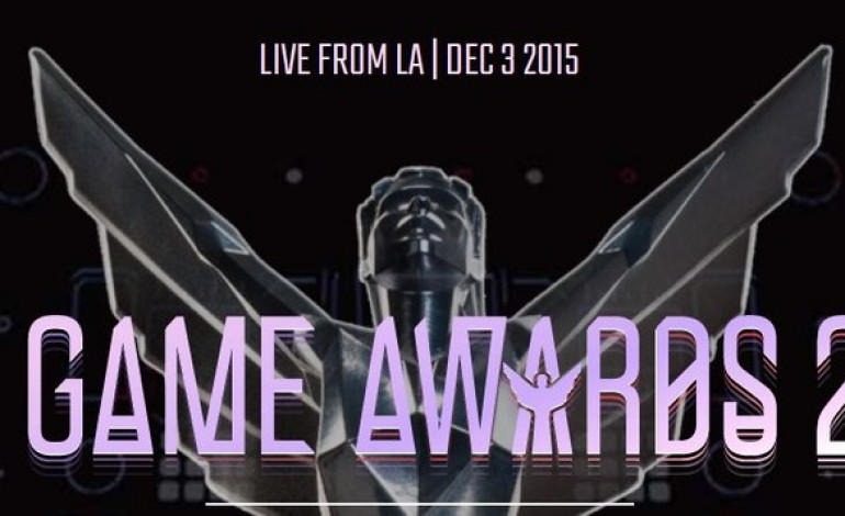 Game Awards 2015 Nominees