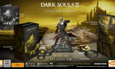 Dark Souls III Leaked Collectors Editions And Release Date