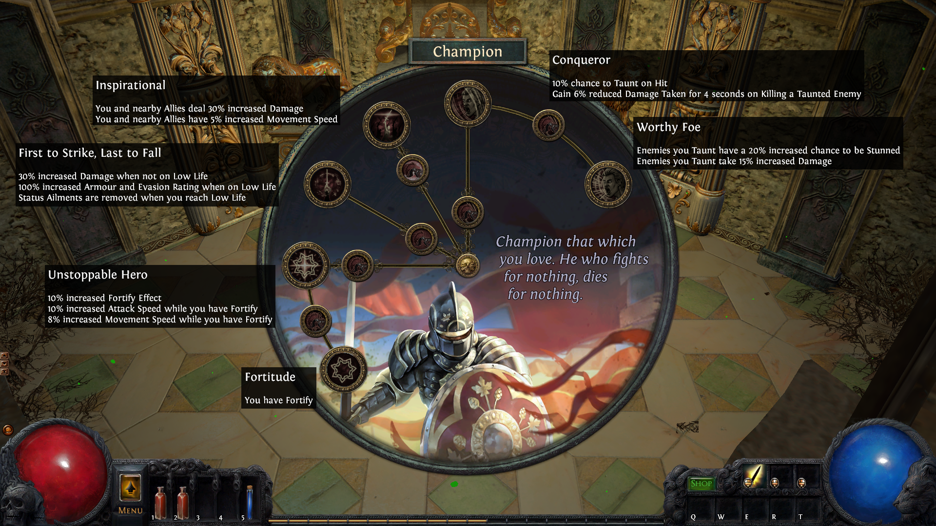 how to change ascendancy class