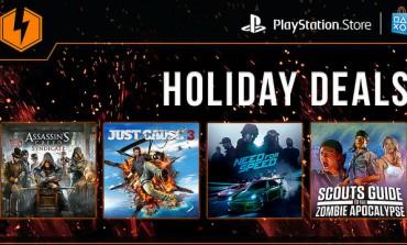 PSN Flash Sale On Now