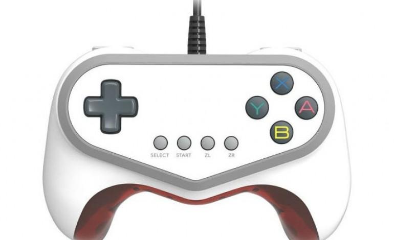 Bandai Namco Announces Pokken Tournament Controller for Wii U