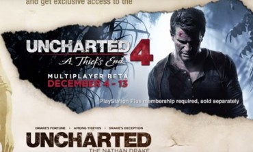 Uncharted 4 Beta Out Tomorrow