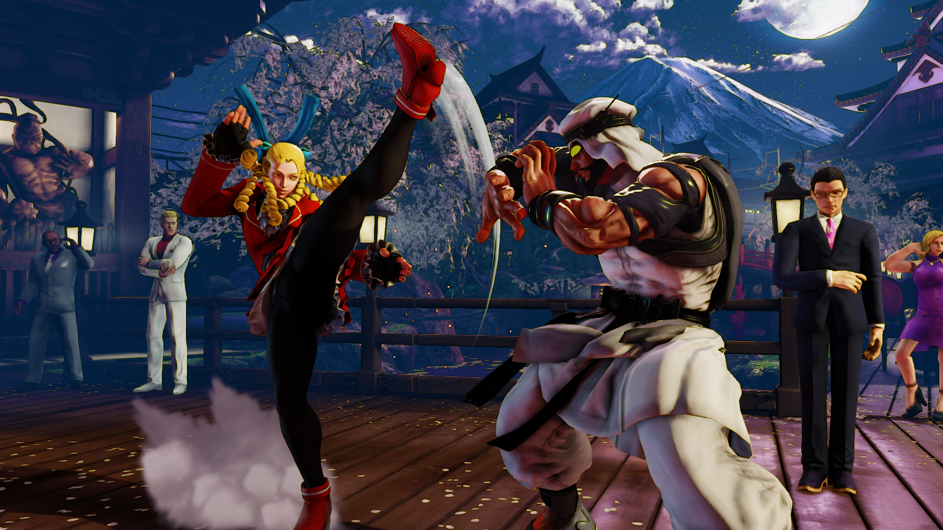 New Street Fighter V Trailer Lays Out its Features