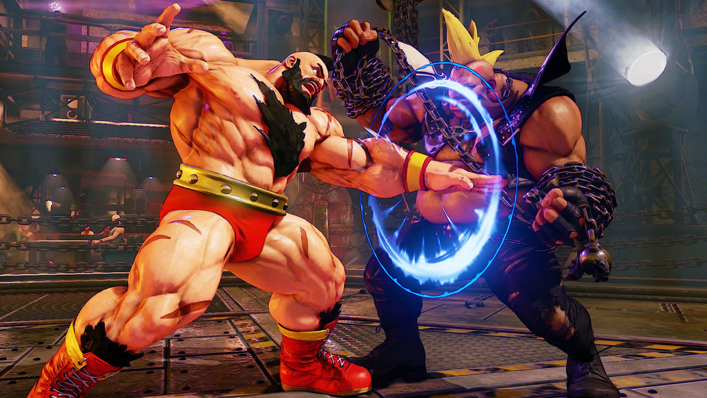 Street fighter V Could Have Had Less Fighters on Initial Release