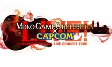 "Capcom to Debut ""CAPCOM LIVE!"" Rockestral Concert in March"