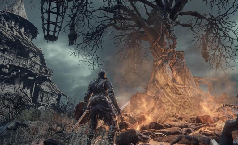 Delve Into Dark Souls 3's Demented World With Its True Colors of Darkness Trailer