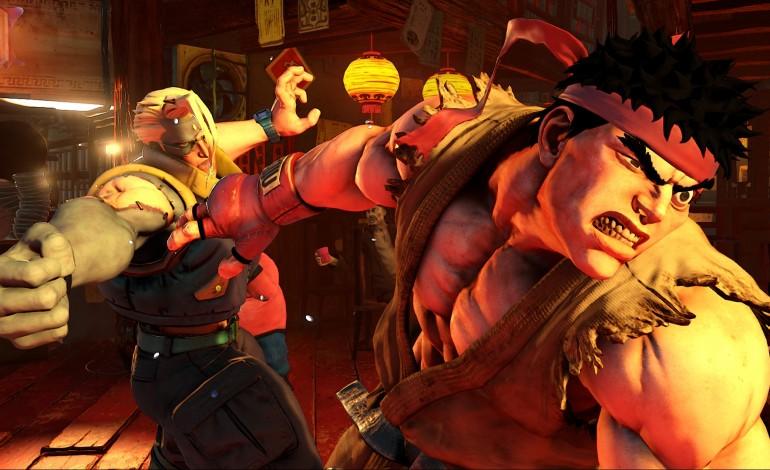 Capcom kicks off Street Fighter video series, starts with Ken