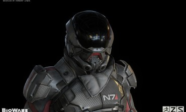 Take A Look At Mass Effect: Andromeda New Lead