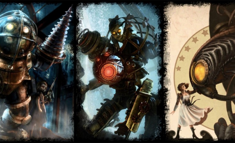 BioShock: The Collection box art surfaces via Taiwan rating