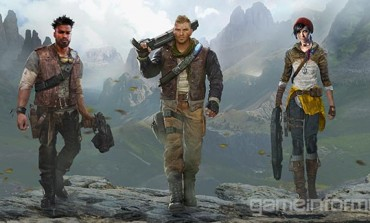 Our First Look at The New Heroes of Gears of War 4