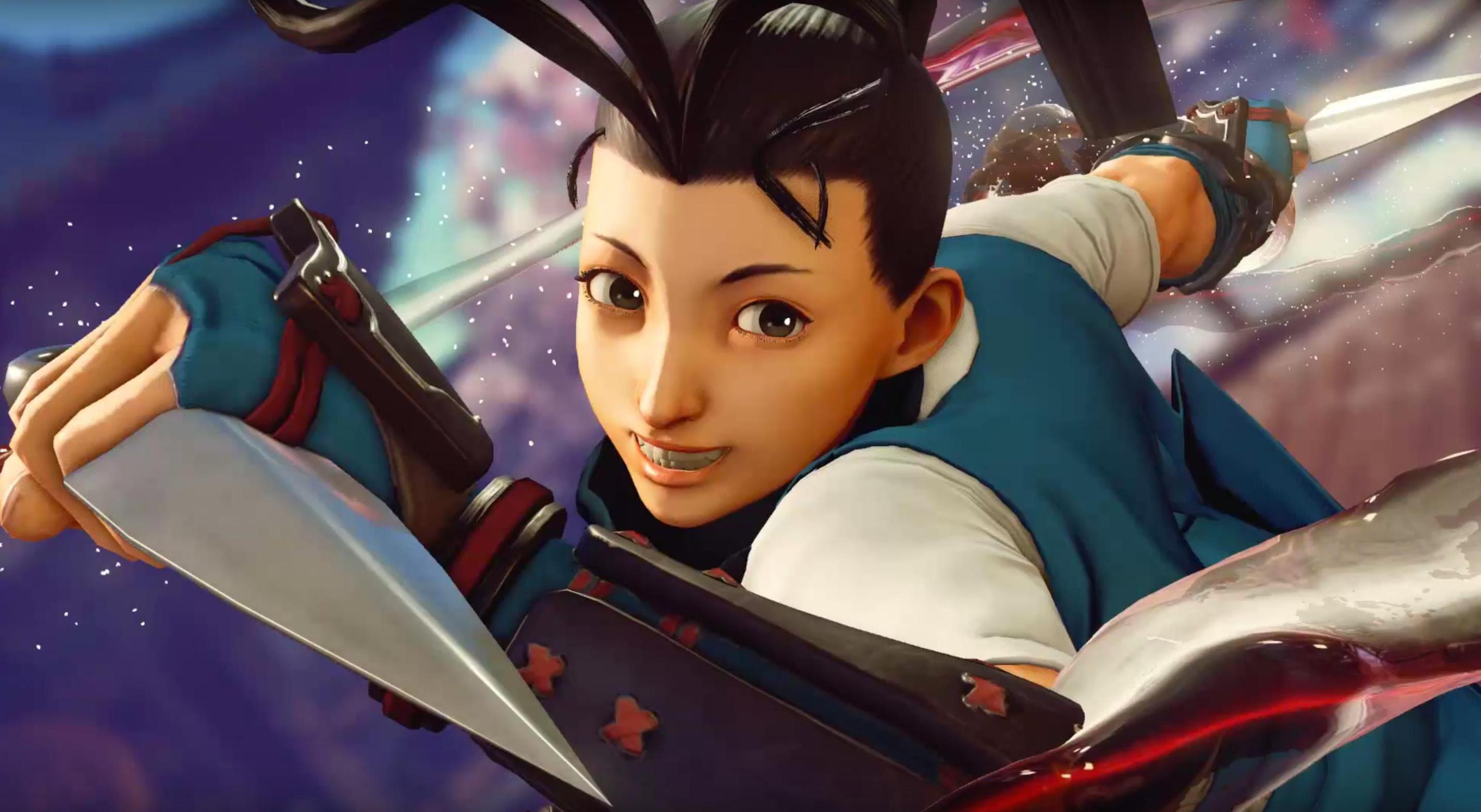 Ibuki Arrives On the Scene in Street Fighter 5