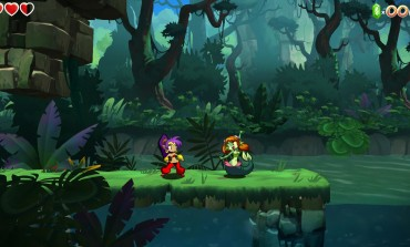 WayForward Reveals New Promo Art and a Rival Genie for Shantae: Half-Genie Hero