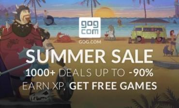 GOG.com's Summer Sale Starts Now!