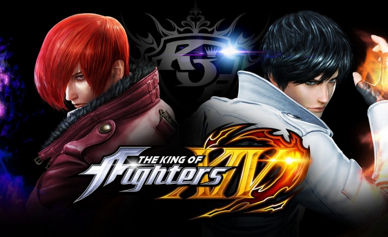 The King Of Fighters XIV Demo Hits PS4 Tomorrow