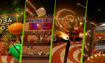Nvidia's First Ever Game 'VR Funhouse' is Now Available on Steam