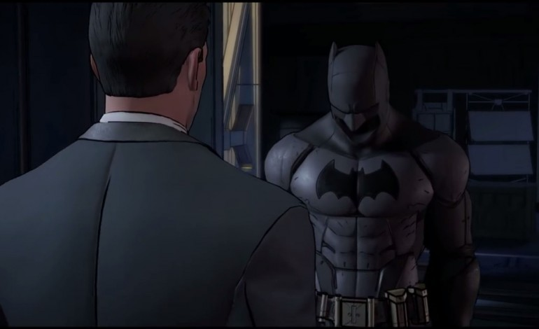 ... Announces Batman: Telltale Series Game Release Date - Cosmic Book News