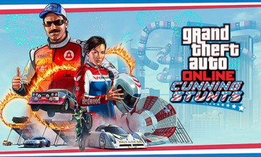 GTA 5 Online Gets New Stunt Vehicles and Tracks