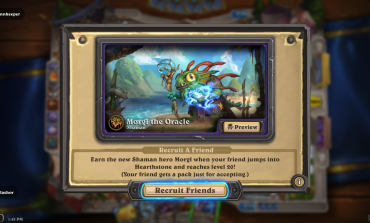 Hearthstone: Heroes of Warcraft Releases New Murloc When You Recruit A Friend