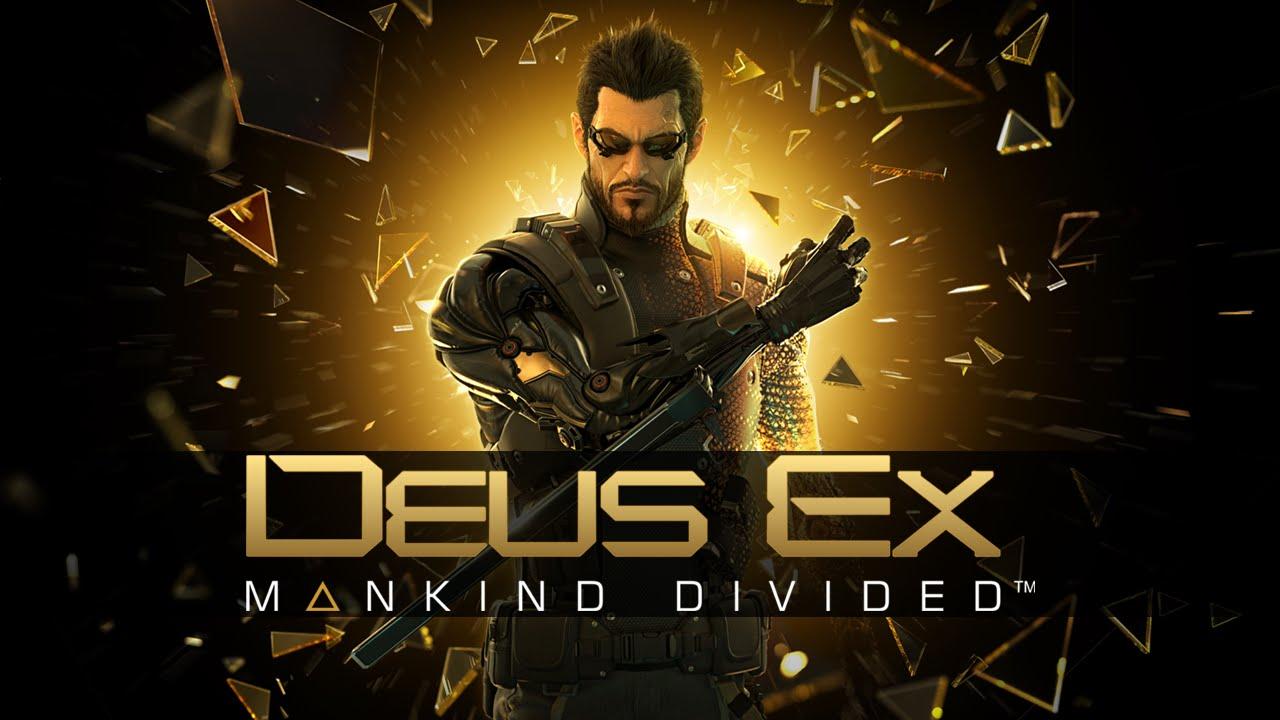 Deus Ex:Mankind Divided Going Gold