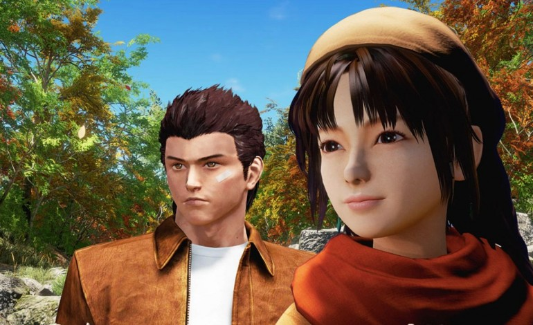 Shenmue 3 Update Video Shows First Year's Progress