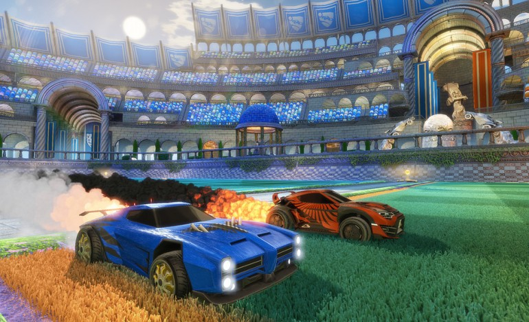 Rocket League Rumble Announced