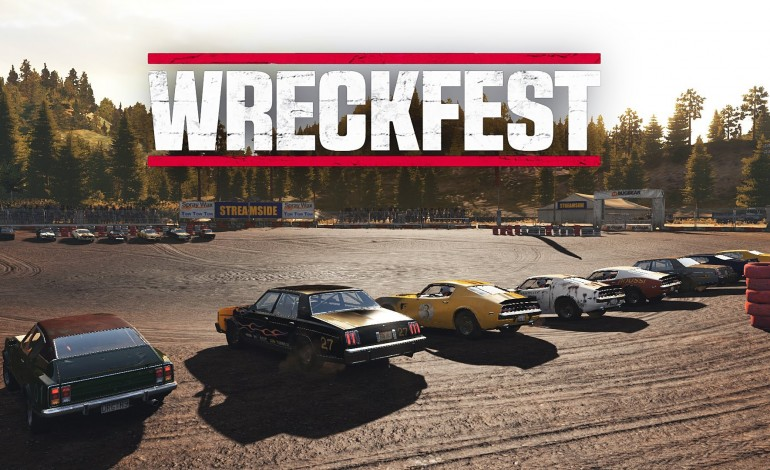 New Xbox One Racing Game : Bugbear announced derby racing game wreckfest is headed to