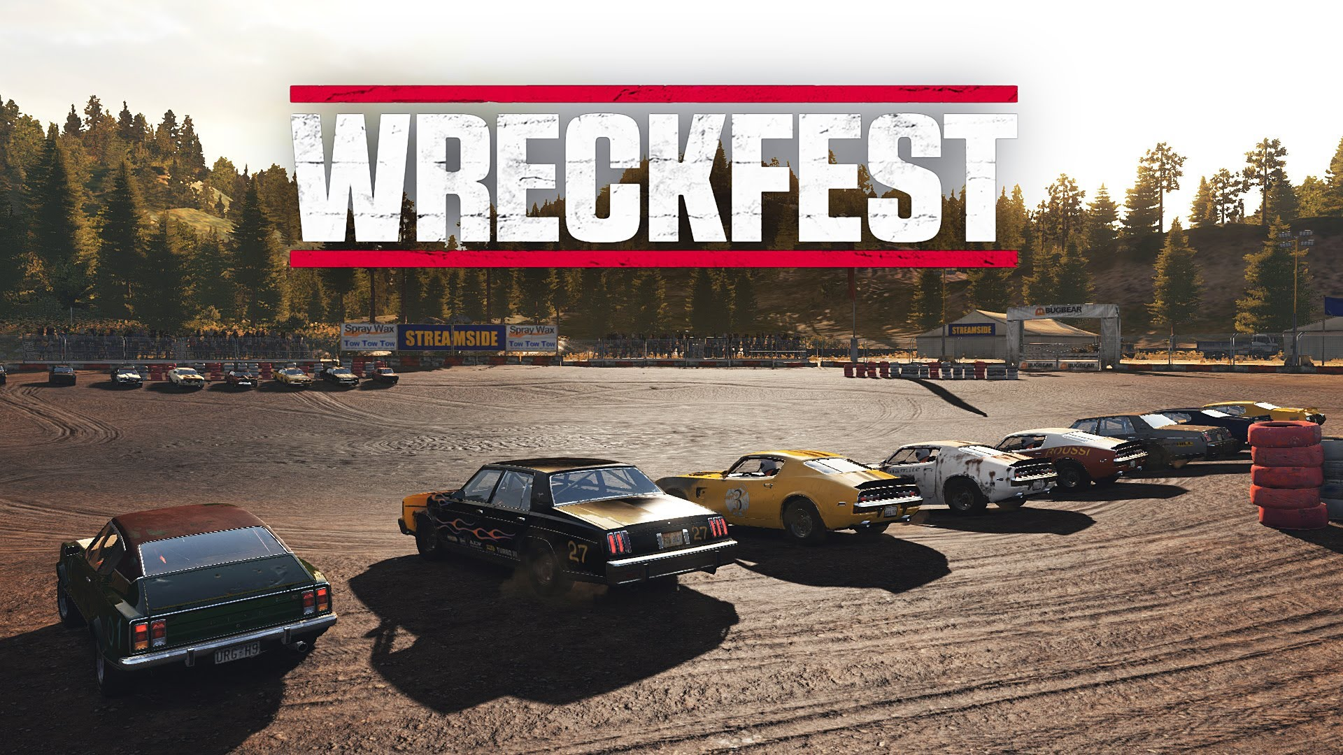 Bugbear Announced Derby Racing Game Wreckfest Is Headed to Xbox One and PS4