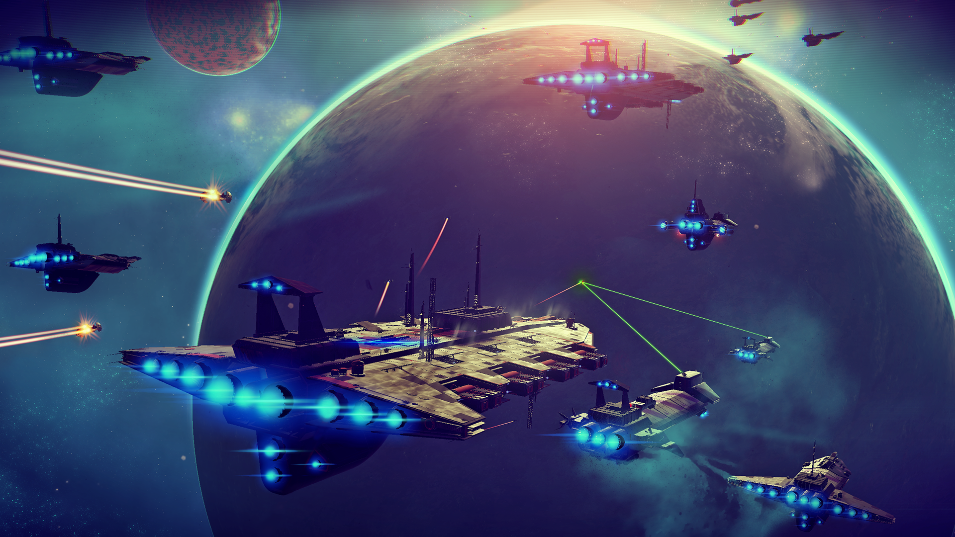 Sony Lifts Copyright Strikes On Videos Discussing No Man's Sky