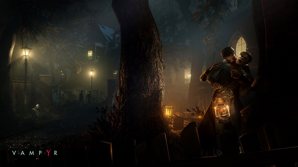 Early Look at Vampyr, New 14 Minute Gameplay Trailer Released