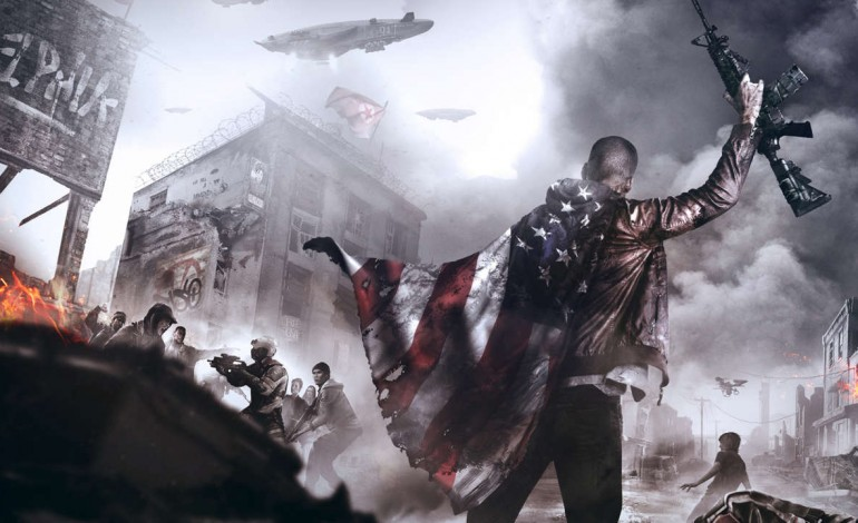 Homefront: The Revolution free to play on Steam this weekend