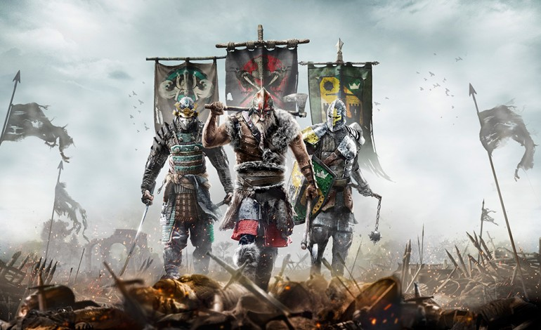 New For Honor Trailers Highlight Three Of The Game's Playable Characters