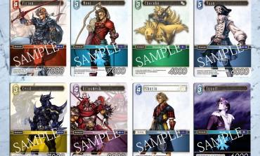 Final Fantasy Trading Card Game Makes Its Way to UK and US