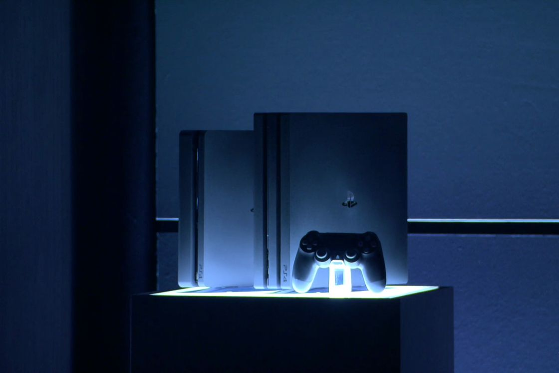 PS4 Pro Announced And Will Launch On November 11th