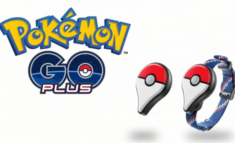 Pokemon Go Plus to Launch Next Week