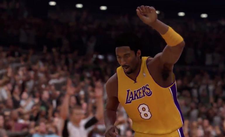 2K Games launches National Basketball Association 2K17