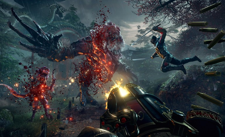 New Trailer, Release Date Revealed For Shadow Warrior 2