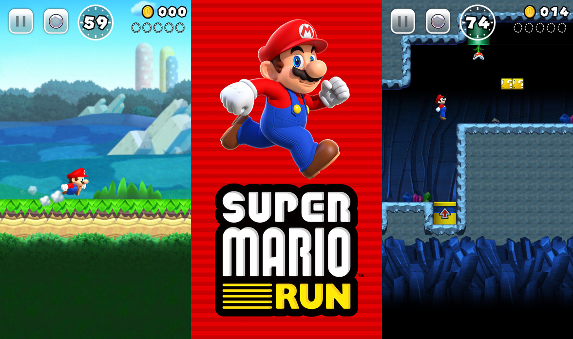 Super Mario Run Coming to iPhone and iPad