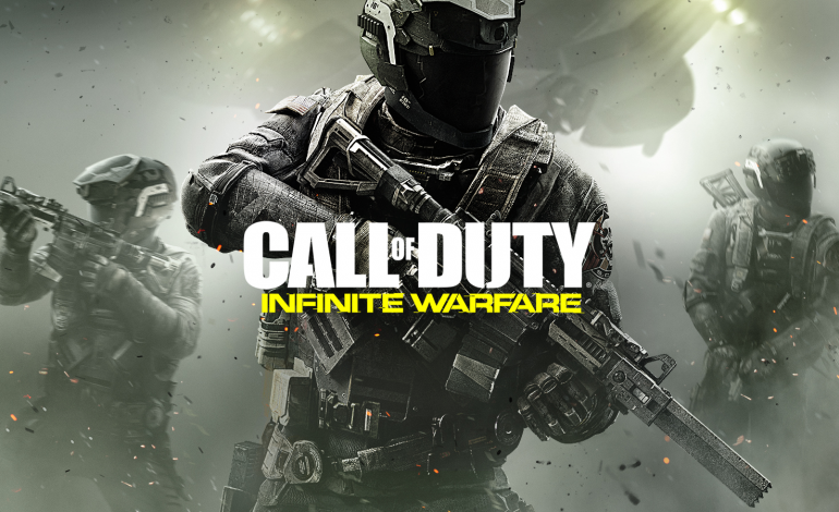First Call of Duty Infinite Warfare Multiplayer Details Revealed at COD: XP
