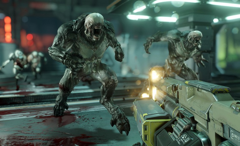 Doom's Free Update Adds Private Matches and Deathmatch