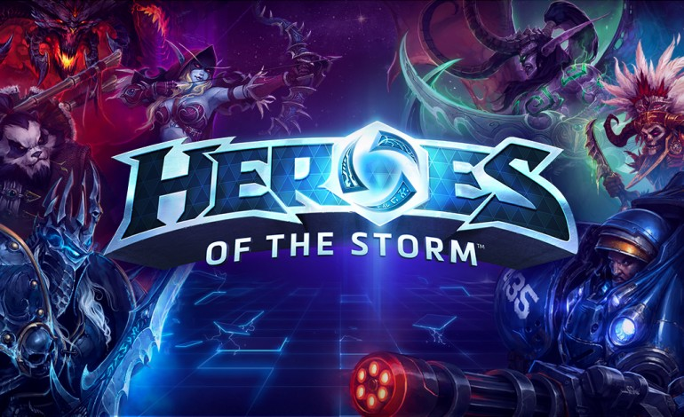 Heroes of the Storm Receives New Character and Battleground