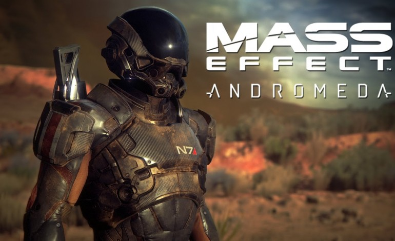 Ryder Characters Siblings In Mass Effect: Andromeda