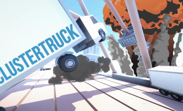 Trailer Truck Surfing Clustertruck to Release September 27th